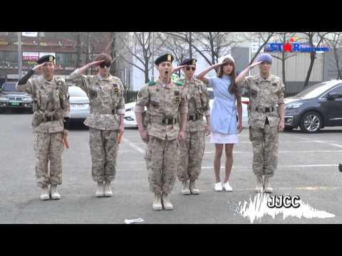 [S영상] JJCC, '성룡의 후예인 줄 알았는데 알고 보니 태양의 후예'