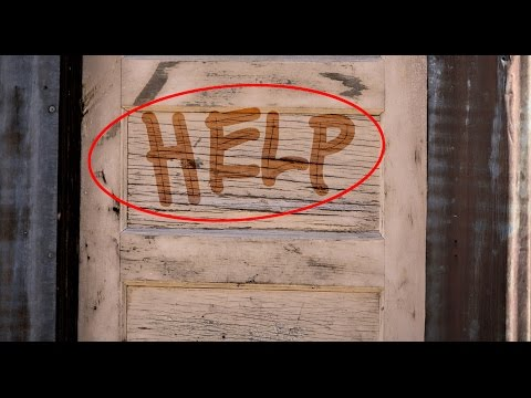 Thumbnail: WHAT'S INSIDE? ABANDONED The Hills Have Eyes Cabin in the Middle of the Desert