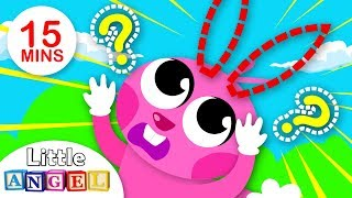 Where Are My Baby Bunny Ears? | Songs and Nursery Rhymes for Toddlers | Kids Songs by Little Angel