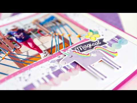 Super Duper Girl Stickers | Creative Memories Australia