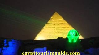 Sound and Light Performance at Giza Thumbnail