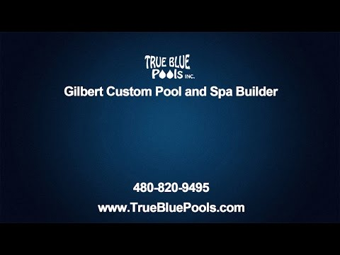 Gilbert Custom Pool and Spa Builder