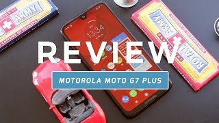 Motorola Moto G7 Plus review (Dutch)