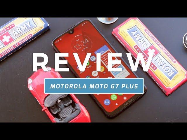 Spesifikasi Motorola Moto G7 Plus Review dan Harga