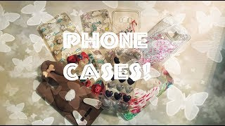 11 phone case aliexpress collection unboxing