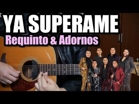 Download Ya Superame - TUTORIAL (Con Adornos) Guitarra