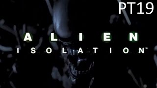 Alien: Isolation Walkthrough - PT19 - Reactivate the Transit at the Main Console