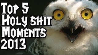 The Top 5 Video Game Holy Shit Moments of 2013