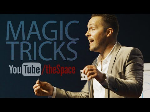 Magician Keith Barry | Full Performance at YouTube Space LA Magic Night!