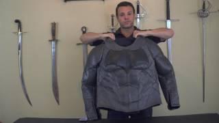 Nerd-O-Rama Presents: Random Reviews UD Replicas Batman jacket 2.0