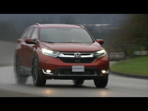 Review: 2017 Honda CR-V