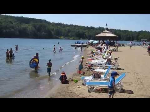 Deerhurst Resort BEACH TOUR Muskoka
