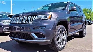 2019 Jeep Grand Cherokee Summit: As Expensive As The SRT?!