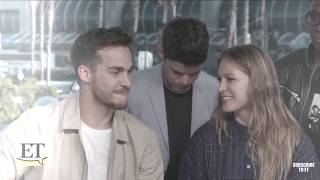 Melissa Benoist and Chris Wood // melwood// Tenerife Sea