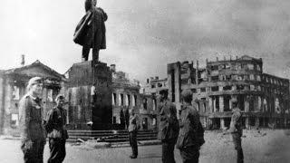 Воронеж и Воронежская область в кадрах трофейной фашистской кинохроники, 1942-1943