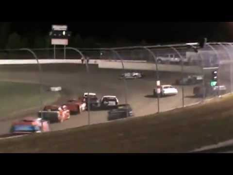 **  06-08-2013 NeSmith SSS Heat Race #1 @ Magnolia Motor Speedway