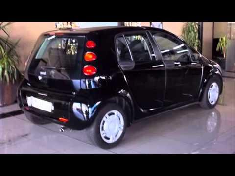 Four Door Smart Car
