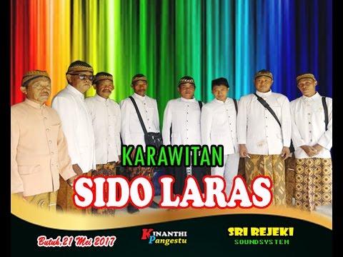 Karawita SIDO LARAS Live Butuh,Dawung Jenar