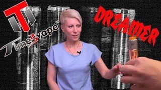 "DREAMER MECH MOD by Timesvape / Современный ""ретро"" мод.."