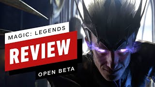 Magic: Legends Open Beta Review (Video Game Video Review)