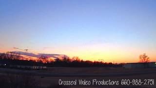 Sunset In Kirksville, Mo