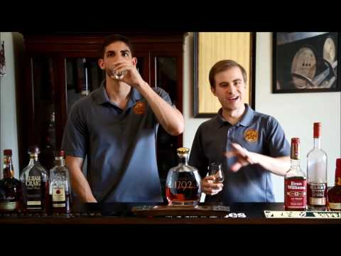 Bourbon Brothers Review No. 151   1792 Full Proof Bourbon