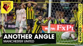 ANOTHER ANGLE | MANCHESTER UNITED | GRAY GOAL & FOSTER SAVES! 👏🏻