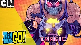 Teen Titans Go! | Batmans True Identity | Cartoon Network