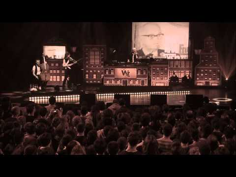 22 - WAX TAILOR - Que sera (Live Paris, Olympia 2010)