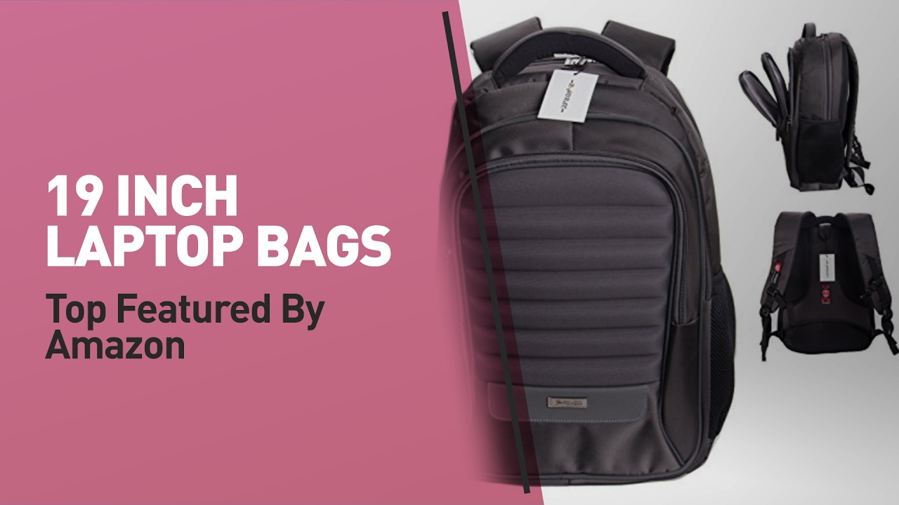 19 Inch Laptop Bags Top Featured By Amazon - YouTube