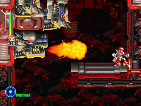 PSX Longplay [146] Mega Man X5 (Part 2 of 2) (Zero Mission)