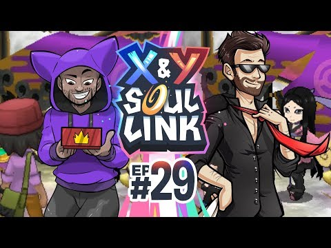 What A Weird Factory! | Pokémon X & Y Soul Link Randomized Nuzlocke w/ TheKingNappy Ep 29