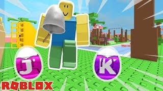 HIDE AND SEEK AS AN EGG! 🥚 / Roblox: Be an Egg and Get Hunted