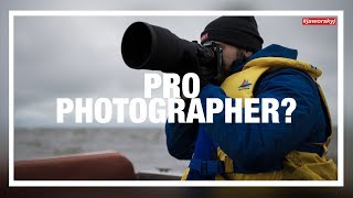 Want to be a PRO PHOTOGRAPHER ? EXPECTATIONS vs REALITY