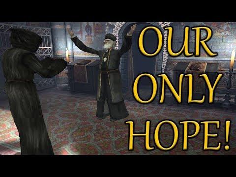 The Monastery | Syberia 2 episode 7 |