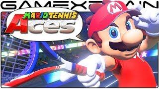 Mario Tennis Aces - Reveal Trailer DISCUSSION