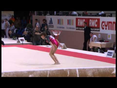 Women's Floor Final - 2015 European Championships Montpellier
