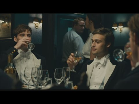 The Riot Club: inside Bullingdon - interview with Laura Wade & Max Irons  | Channel 4 News