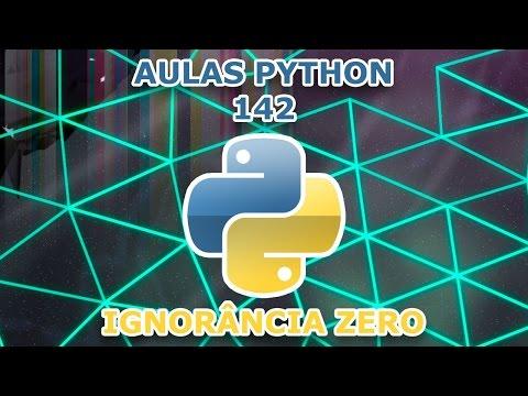 Aulas Python - 142 - Programação para Internet VIII: CGI - Introdução