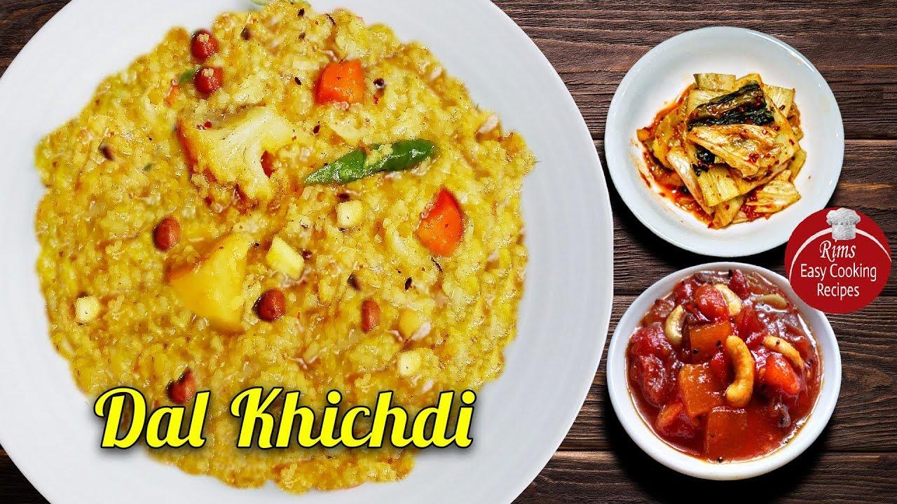 Khichdi să slăbească - Reţete cu orez: Găteşte sănătos!