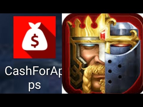 CLASH OF KINGS FREE GIFT CARDS!!FOR GOLD