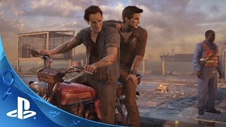 UNCHARTED 4: A Thief's End - The Making of Teaser Trailer | PS4