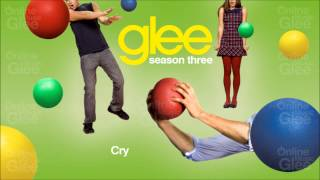 glee cry full version by lea michele