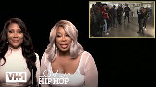 Apple & Bunni Meet & Kimberly Speaks Her Mind - Check Yourself: S6 E2 | Love & Hip Hop: Hollywood