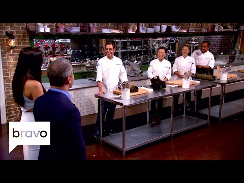 Top Chef: Is This the Hardest Quickfire Challenge Ever? (Season 14, Episode 11) | Bravo