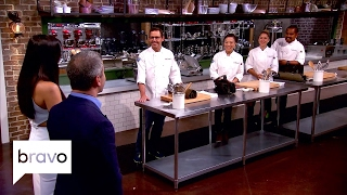 Top Chef: Is This the Hardest Quickfire Challenge Ever? (Season 14, Episode 11) | Bravo