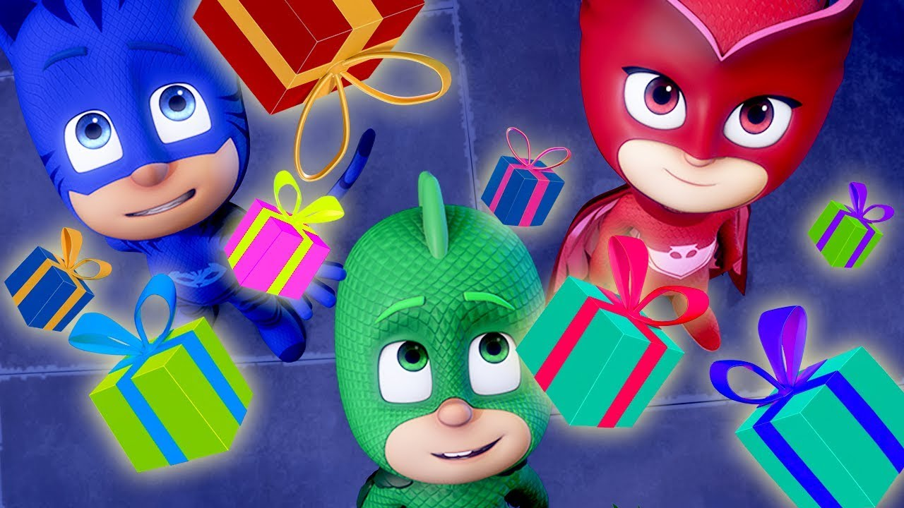 This is an image of Eloquent Pj Masks Pictures