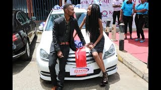 "Kenyan lady ""buys"" her boyfriend a Ksh. 2.7 million car for Valentine's day"