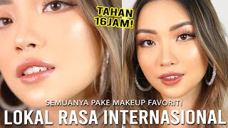 Full Face pake LOCAL PRODUCT FAVORITES! Flawless, Full Coverage & Tahan Seharian!