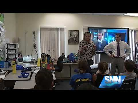 SNN: Career Day at Pine View School